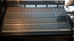 Tbox 6 mixing desk